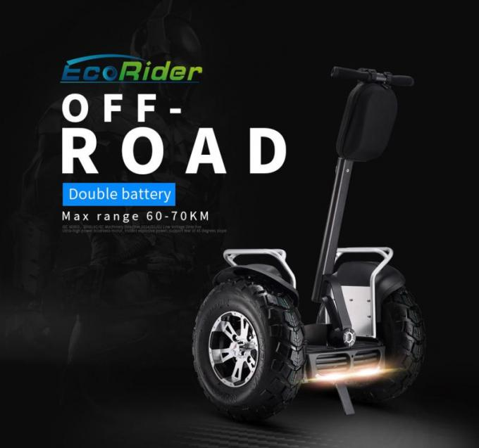 Mobilitas Skuter Grosir Electric Chariot Brushless 4000W Self Balancing Scooter 1266wh 72V Baterai Samsung Electric Scooter Ganda