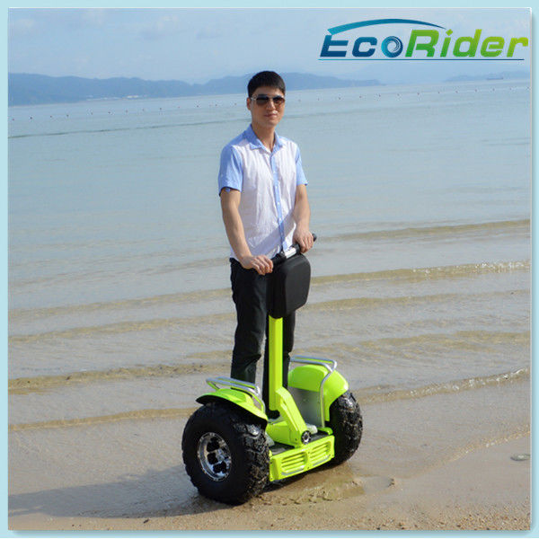 Waterproof Electric Chariot Scooter Two Imported DC Motor 12 Months Warranty