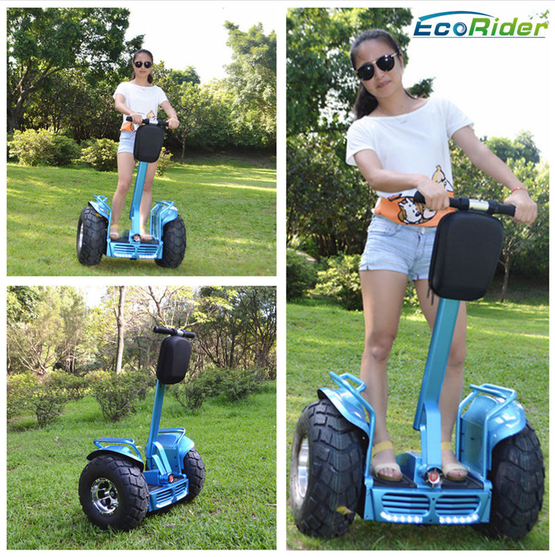 CE 2 Wheel Self Balancing Electric Vehicle 250Kpa With Anti - Theft Lock