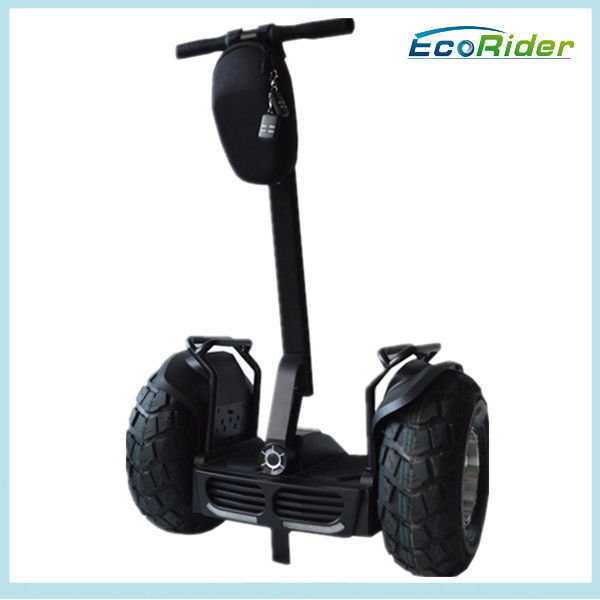 20Km / H Off Road Segway Electric Scooter , Electric Chariot X2 Flexible Turning