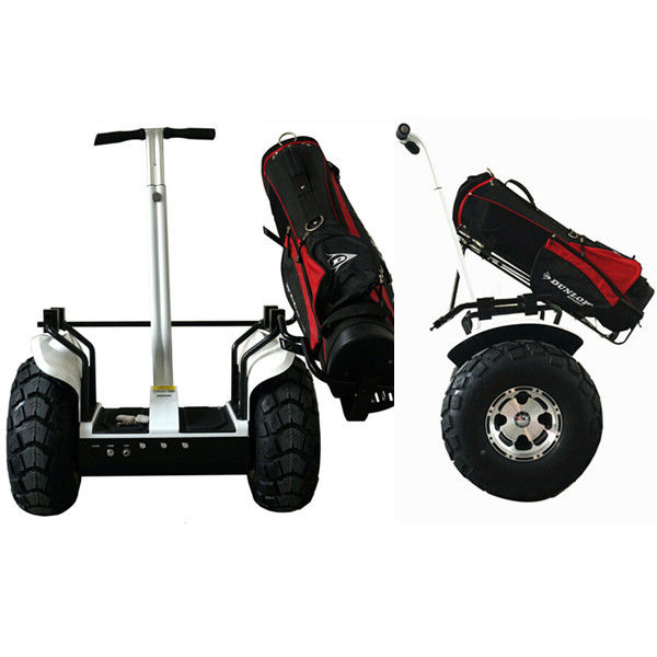 Personal Travel Electric Golf Scooter CE Certificat 100V - 240V With Two Big Wheels