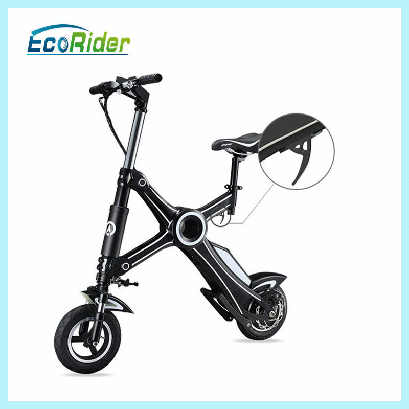 Light Motor Powerd Foldable Electric Scooter For Adults , 20km / H