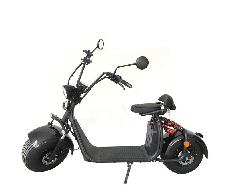 High End Motorized Two Wheel Scooter 1500W 60V 2 Wheel Standing Scooter