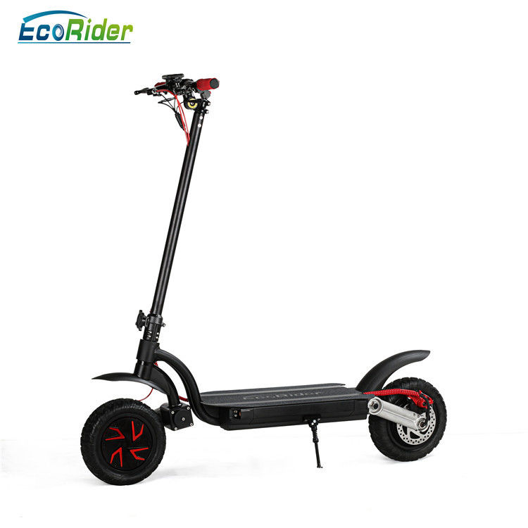 Foldable 2 Wheel Electric Scooter Skateboard Dual Motor With Double Brake System