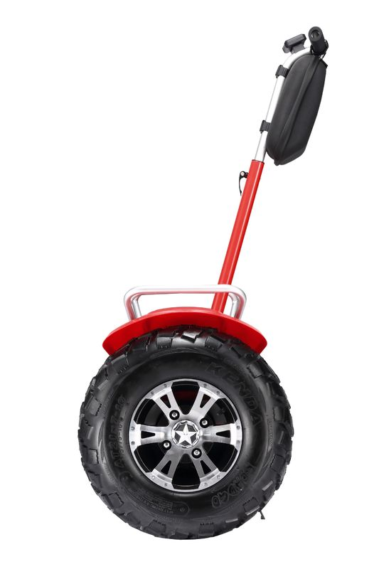 21 Inch Off Road Fat Tire Electric Off Road Scooter , Segway Human Transporter