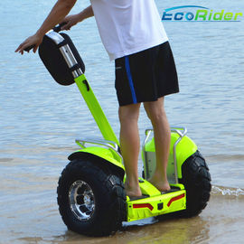 Waterproof Lithium Battery Electric Scooter Two Wheel / Dewasa Listrik Personal Vehicle
