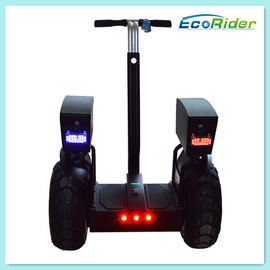 Dua Roda Balancing Scooter 2 Wheel Diri Balancing Electric Vehicle Untuk Patroli