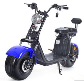 1500W Brushless Motor Electric Harley Scooter 60v 12ah Baterai Lithium Ganda Pilihan