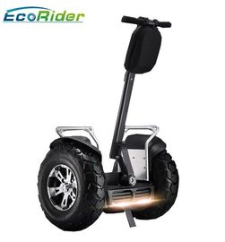 Electric Self Balancing Scooters 21 inch ban besar 2 roda s4000w Segway