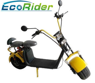 1500w Electric Citycoco Baterai Lithium Electric Scooter Vin Number Fat Two Wheels